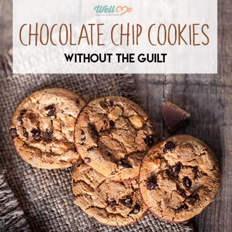 chocolate chip cookies title card