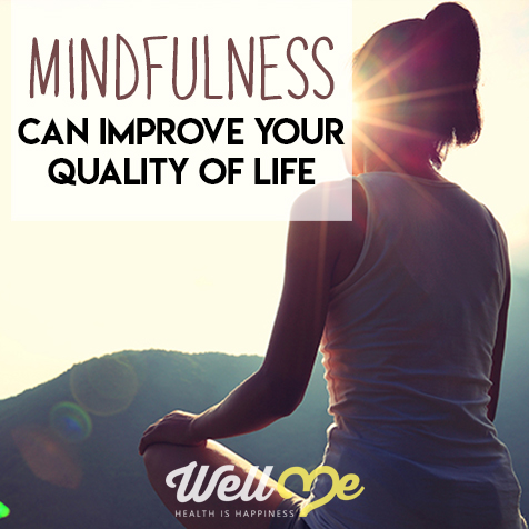 what is mindfulness title card