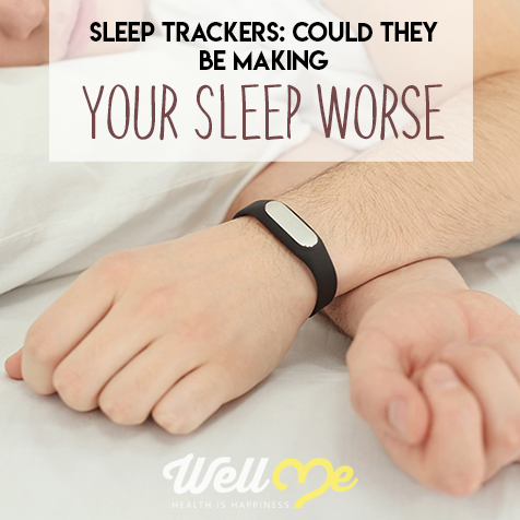 sleep tracker title card