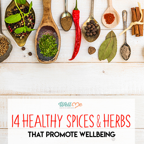 healthy spices title card