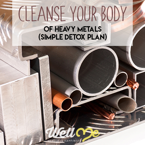 heavy metal detox title card