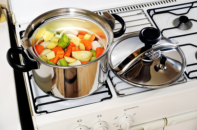 5 Surprising Health Benefits of Pressure Cooking