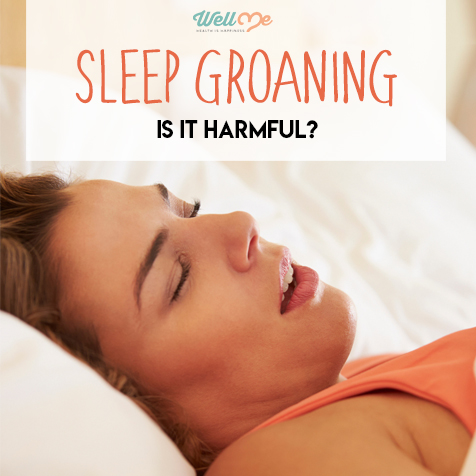 groaning in sleep title card