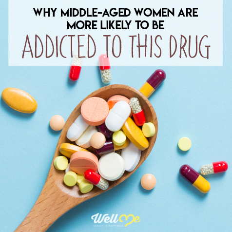 Why Middle-Aged Women Are More Likely to Be Addicted to This Drug (Opioid Addiction).