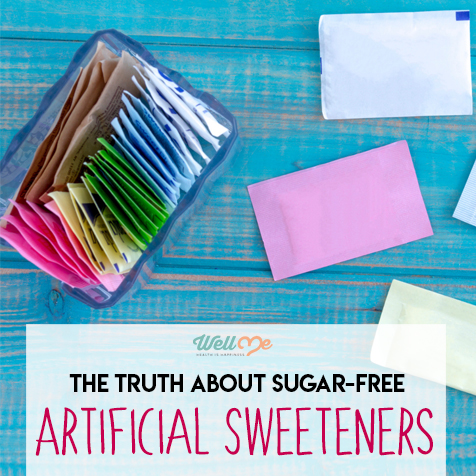 artificial sweeteners title card