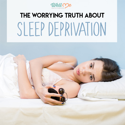 sleep deprivation title card