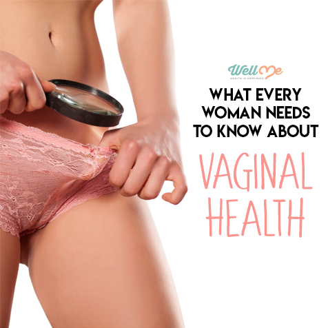 vaginal health title card