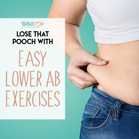 lower ab exercises title card
