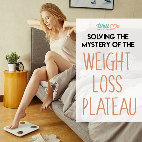 Solving the Mystery of the Weight Loss Plateau
