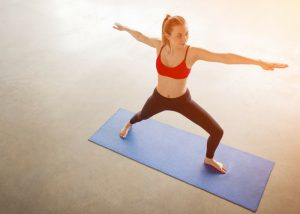 this beginner yoga sequence is the best way to start your day