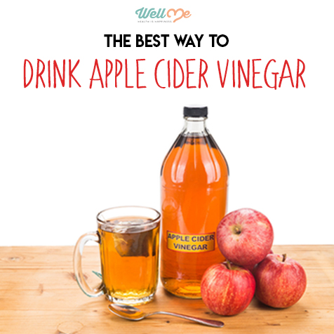 best way to drink apple cider vinegar title card