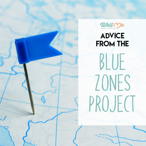 blue zones project title card