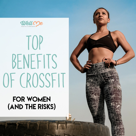 Top Benefits of Crossfit for Women (and the Risks)