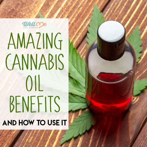 amazing cannabis oil benefits and how to use it