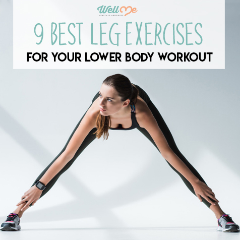 9 Best Leg Exercises for Your Lower Body Workout