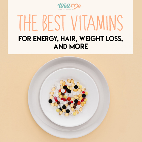 The Best Vitamins for Energy, Hair, Weight Loss, and More