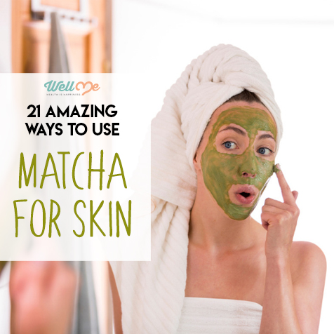 21 Amazing Ways to Use Matcha for Skin