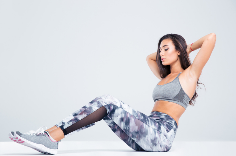 Try These 15-Minute Ab Exercises at Home for Instant Results