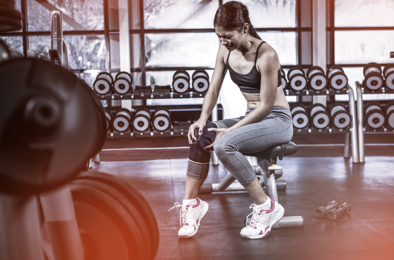 The Most Common Gym Injuries and How to Avoid Them