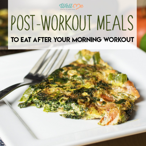 Post-Workout Meals to Eat After Your Morning Workout