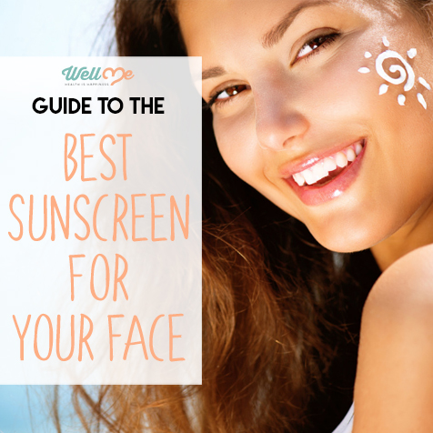 Guide To The Best Sunscreen For Your Face