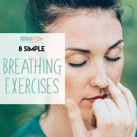 8 Simple Breathing Exercises