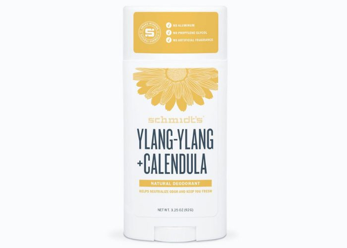 Schmidt's Ylang Ylang + Calendula Natural Deodorant for Women