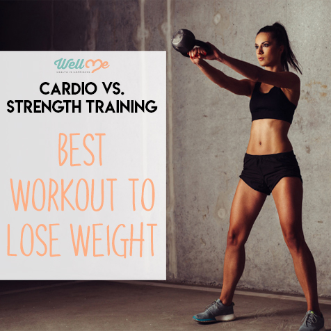 Cardio Vs. Strength Training: Best Workout to Lose Weight
