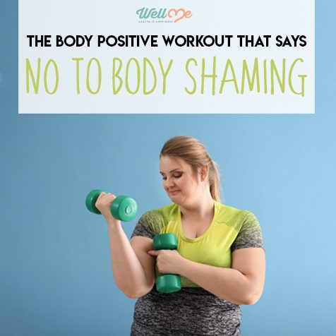 The Body Positive Workout That Says No to Body Shaming