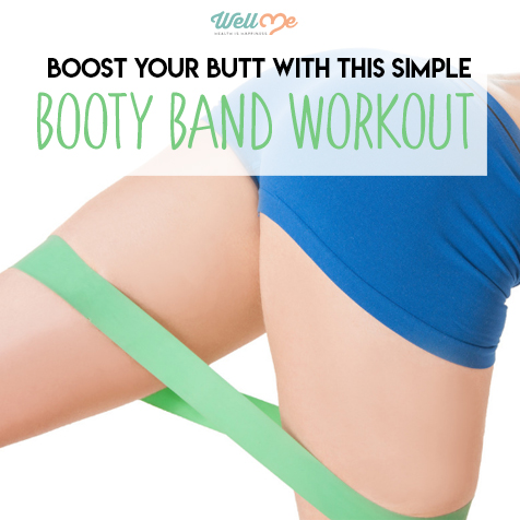 Boost Your Butt With This Simple Booty Band Workout