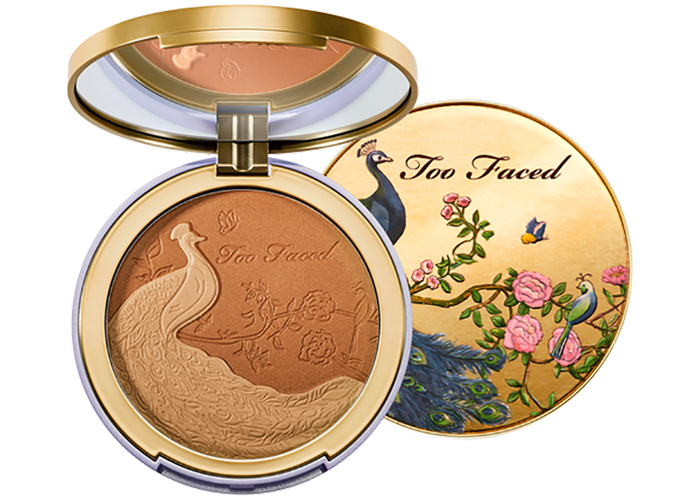 Too Faced Natural Lust Bronzer Satin Dual-Tone Bronzer