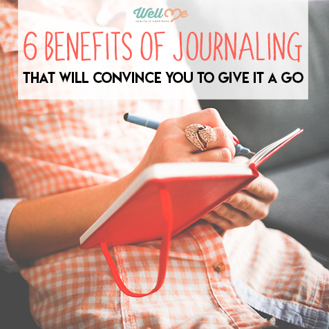 6 Benefits of Journaling That Will Convince You to Give it a Go