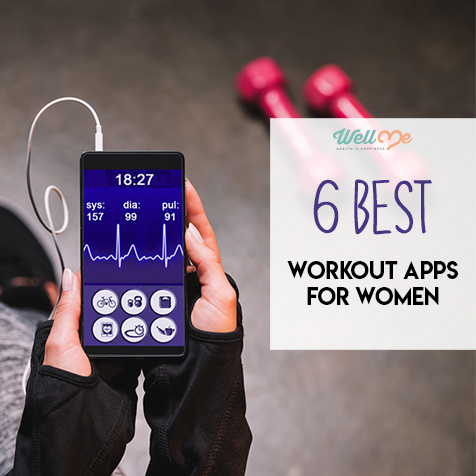 6 Best Workout Apps For Women