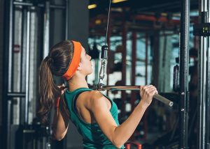 the best chest  tricep workout routine made for women
