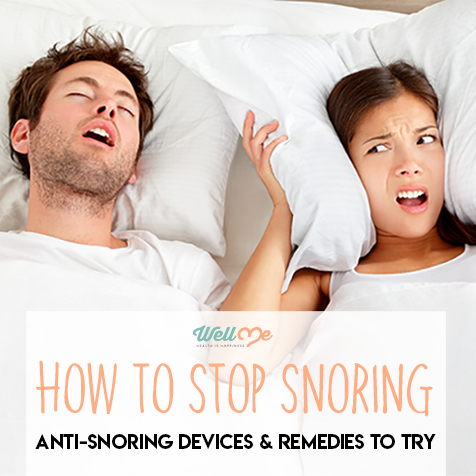 How to Stop Snoring: Anti-Snoring Devices & Remedies to Try