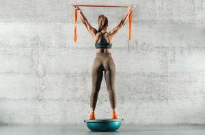 balance exercises featured image