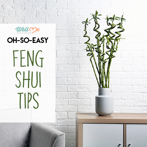 Oh-So-Easy Feng Shui Tips