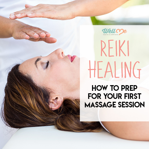 Reiki Healing: How to Prep For Your First Massage Session