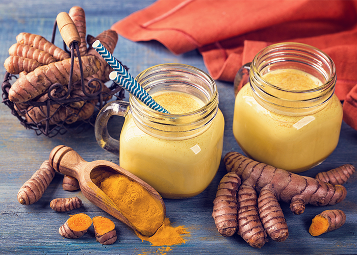 Want to Be (Basically) Immortal? Try This Turmeric Ginger Tea Recipe