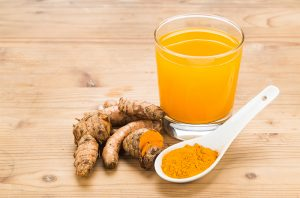 turmeric ginger tea featured image