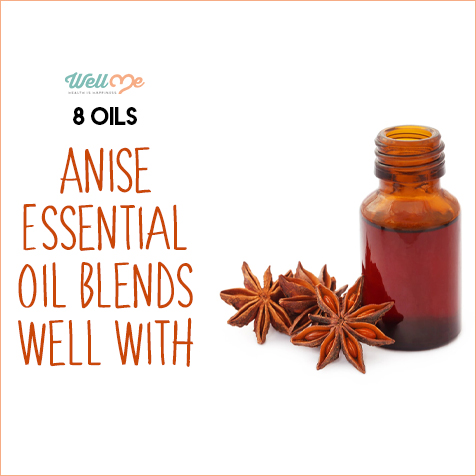 8 Oils Anise Essential Oil Blends Well With