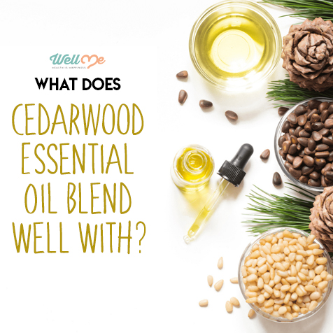 What Does Cedarwood Essential Oil Blend Well With?