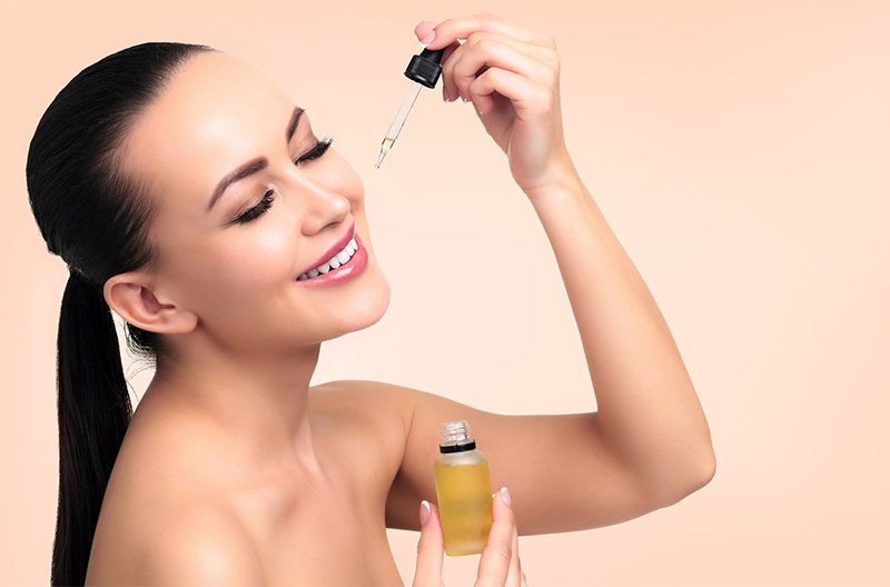 essential oils for sagging skin featured image