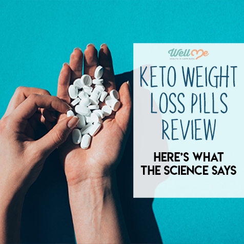 Keto Weight Loss Pills Review: Here's What The Science Says