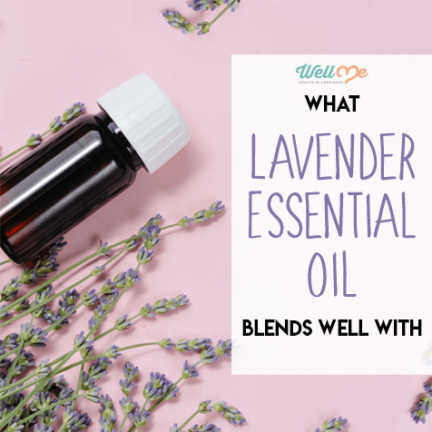 What Lavender Essential Oil Blends Well With