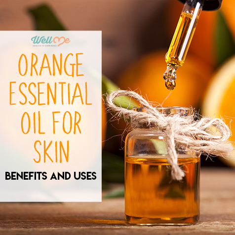 Orange Essential Oil For Skin: Benefits and Uses