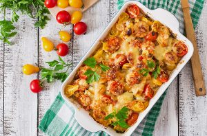 paleo breakfast casserole featured image