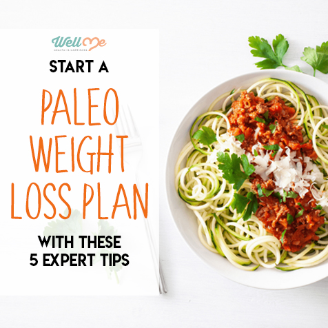Start a Paleo Weight Loss Plan With These 5 Expert Tips