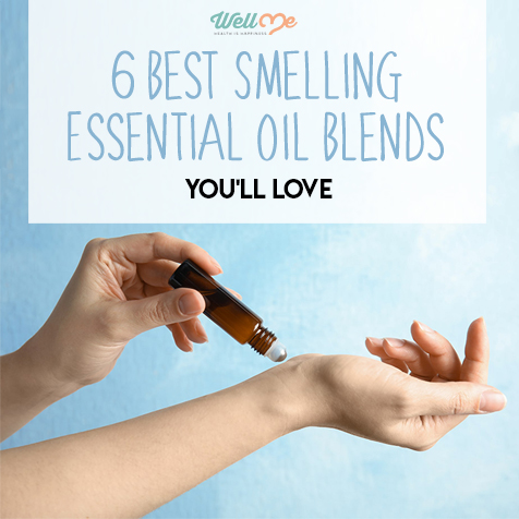 6 Best Smelling Essential Oil Blends You'll Love