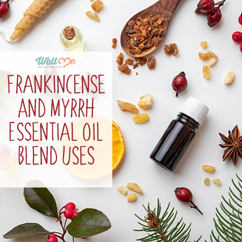 Frankincense and Myrrh Essential Oil Blends Uses